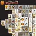 Halloween mahjong - a népszerű madzsong játék szerelmeseinek