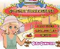Mia bolognai spagettit főz - Kicsi és nagyoknak való online szerep játékok.