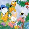 Disney Puzzle, Kicsiknek, gyerekeknek való ingyen online játékok