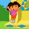Dóra az ugró sztár - Dóra a felfedező ingyen játékok gyerekeknek