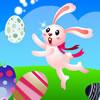 Easter Mahjong, Húsvéti nyuszis, tojásos és csibés játékok, ingyen és online játhatsz.