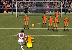 Futball és focis játékok online