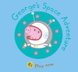 Peppa malac - George űrutazása
