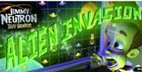 Jimmy Neutron - Idegen invázió- Sok izgalmas, ingyenesen játszható online repülős, űrhajós, UFO-s, helikopteres játék.